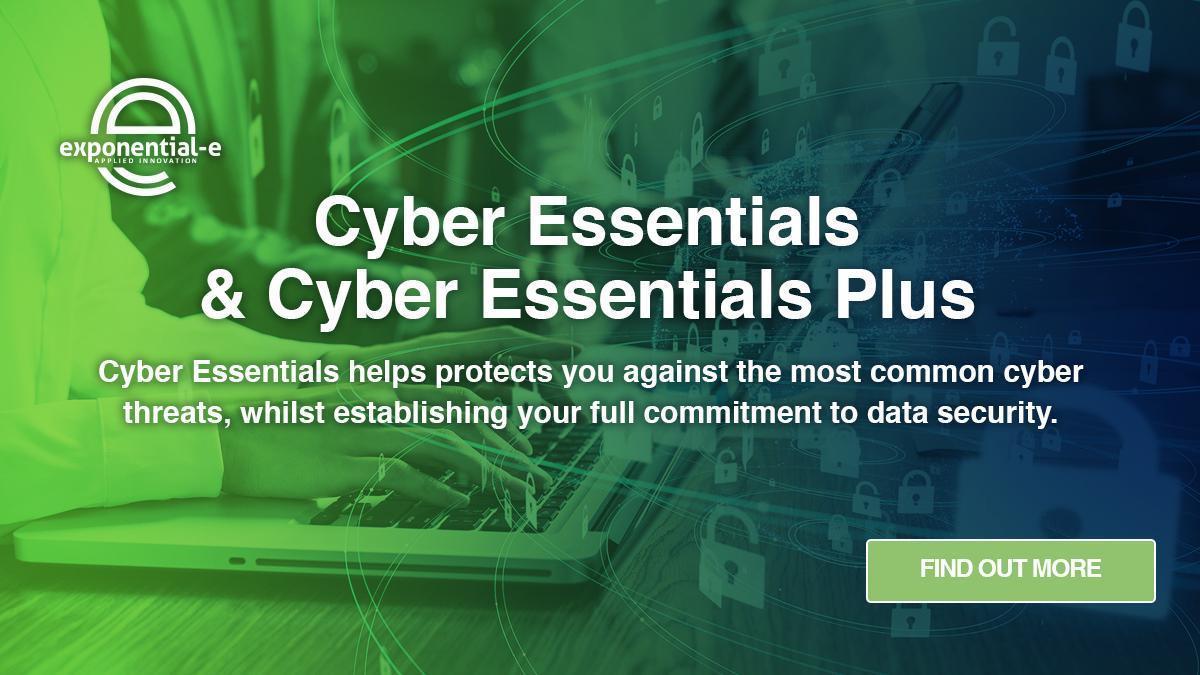 Cyber Essentials & Cyber Essentials Plus