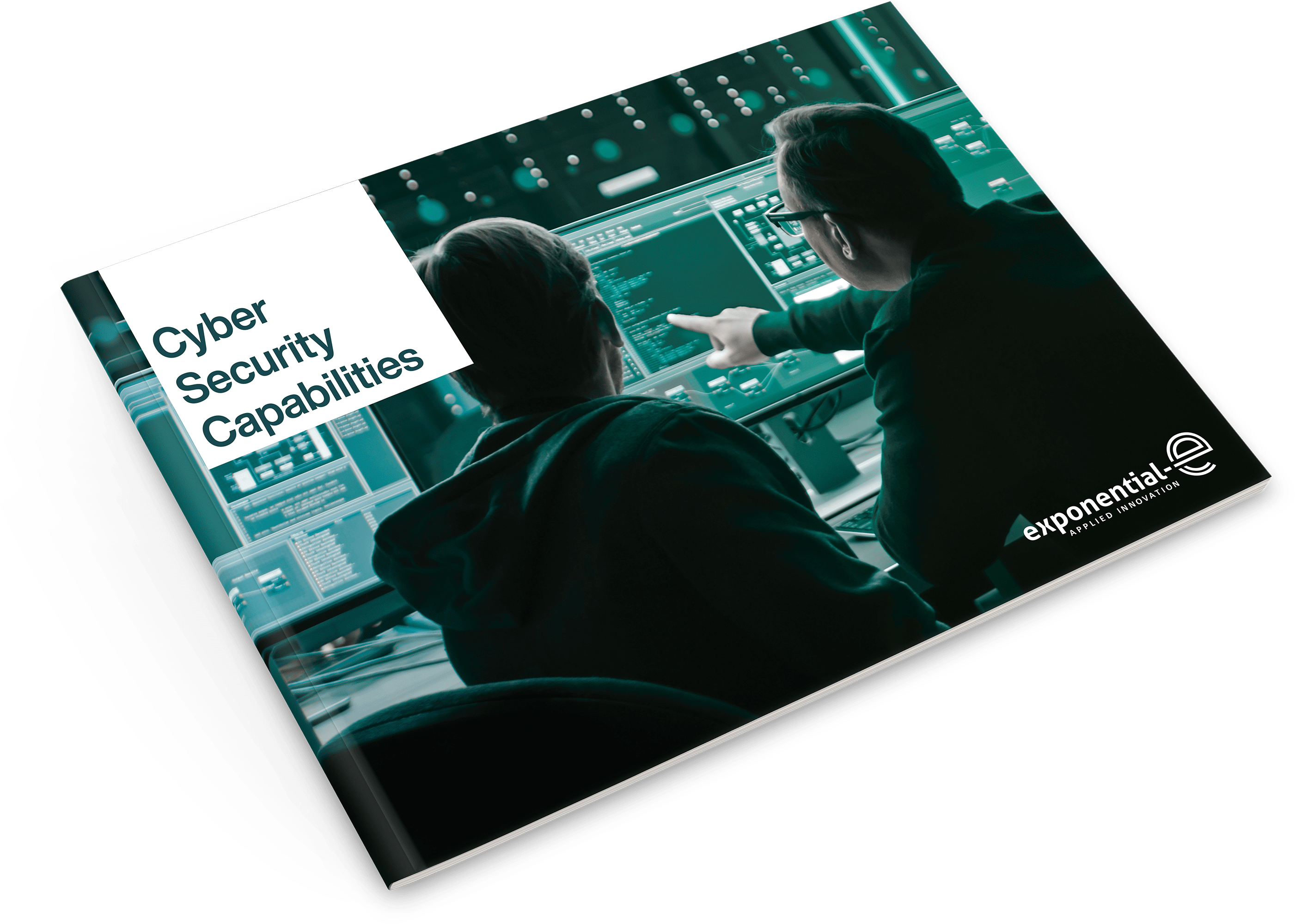 Download our Cyber Security Capabilities Brochure