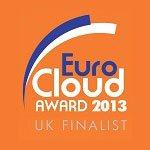 EuroCloud UK Awards - Finalist