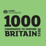 London Stock Exchange's 1000 Companies to Inspire Britain 2015