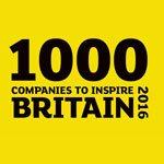 London Stock Exchange's 1000 Companies to Inspire Britain 2016