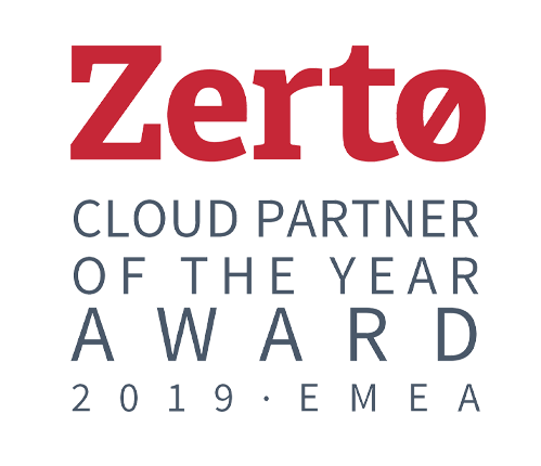 Powered by Zerto - Exponential-e have partnered with Zerto for leading BC/DR solutions