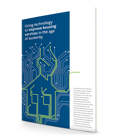 Click here to download our white paper: Using technology to improve housing services in the age of austerity