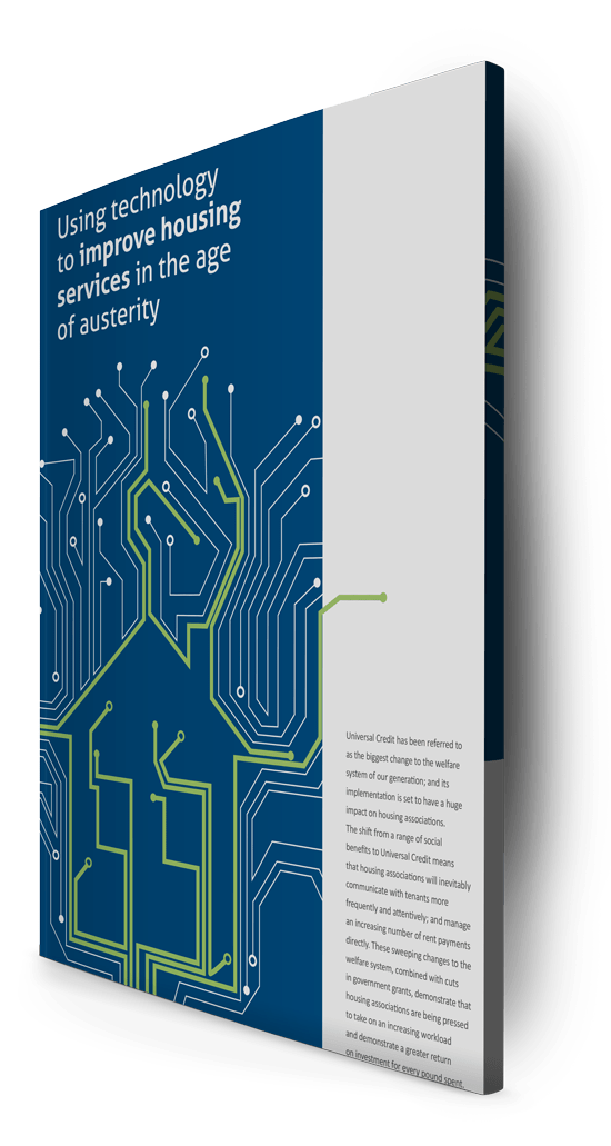 Click here to download our Housing white paper - Using technology to improve housing services in the age of austerity
