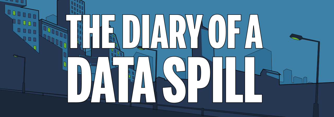 Diary-of-a-data-spill
