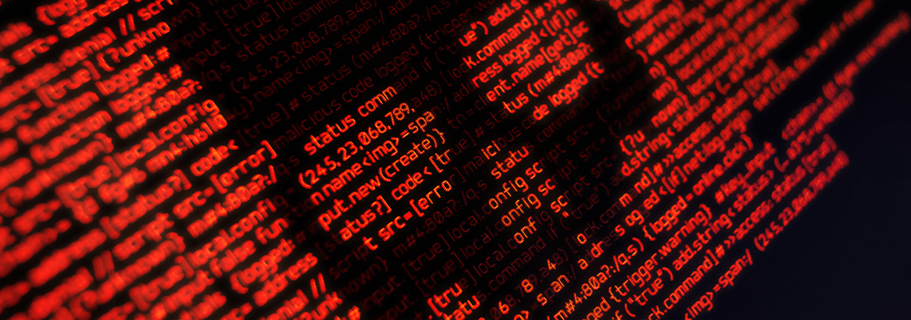 Ransomware-banner