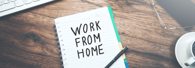 10 top tips for working from home