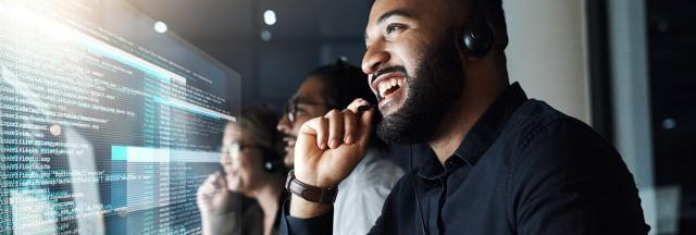 Beyond customer service: How organisations and their technology partners are transforming the contact centre